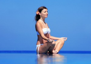 bigstockphoto_Meditation_On_Water